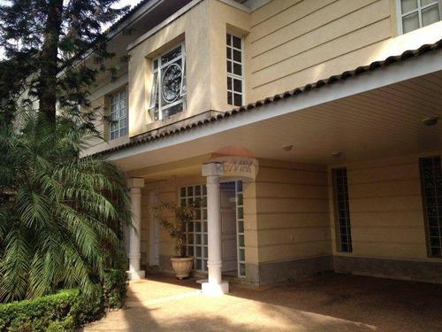 sobrado residencial para venda e locação, chácara monte alegre, são paulo - so0075. - so0075