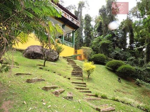 sobrado residencial para venda e locação, forest hills, jandira. - so3318
