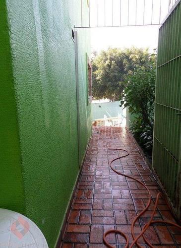 sobrado residencial para venda e locação, jardim belém, são paulo. - so0221
