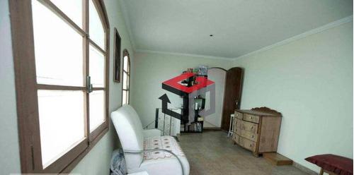 sobrado residencial para venda e locação, jardim hollywood, são bernardo do campo - so18216. - so18216