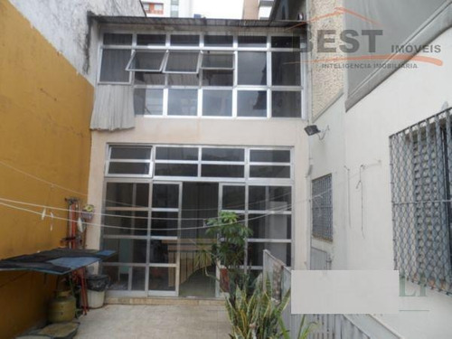 sobrado residencial para venda e locação, lapa, são paulo - so0670. - so0670