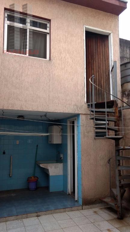 sobrado residencial para venda e locação, mooca, são paulo. - so1099