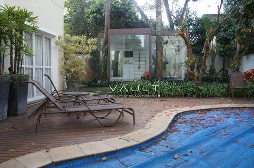sobrado residencial para venda e locação, morumbi, são paulo. - so0012