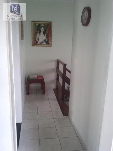 sobrado residencial para venda e locação, parque das nações, santo andré - so1396. - so1396