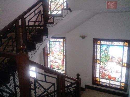 sobrado residencial para venda e locação, são paulo ii, cotia. - so3294