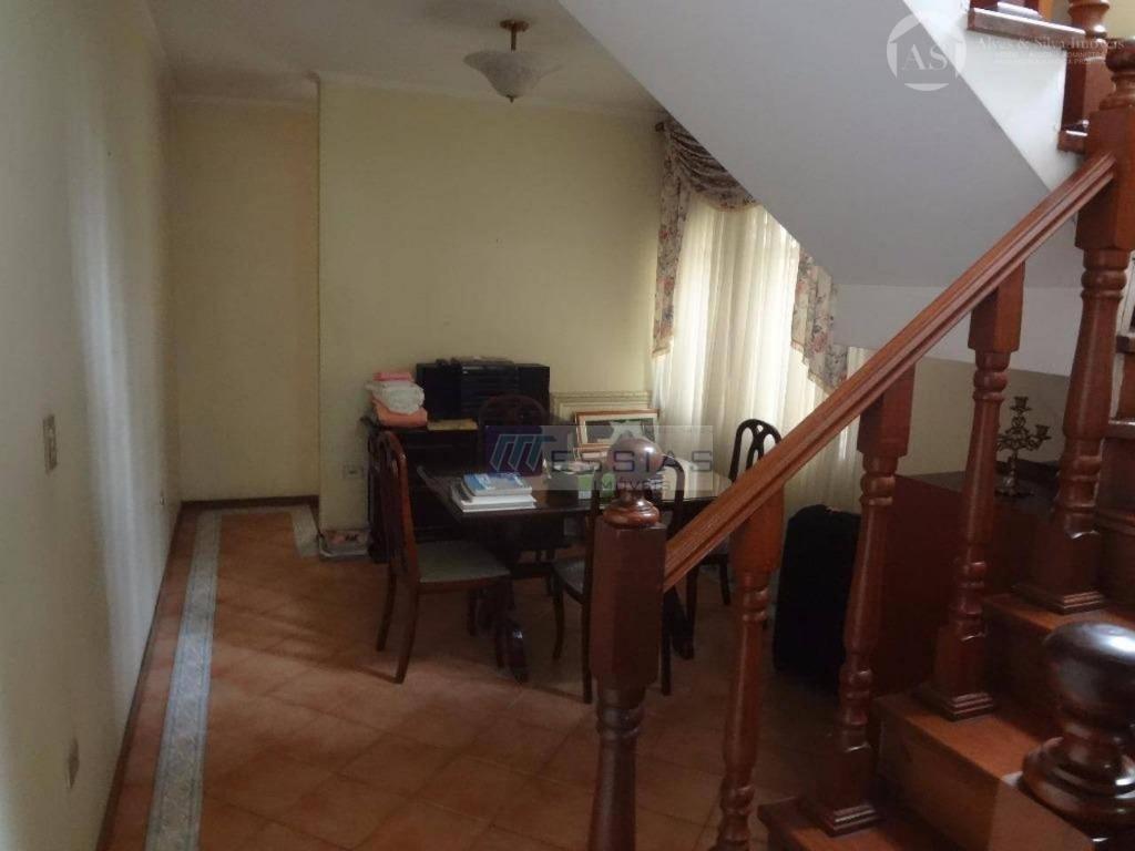 sobrado residencial para venda e locação, vila aricanduva, são paulo. - codigo: so0736 - so0736