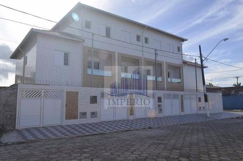 sobrado residencial triplex à venda, vila mirim / maracanã, praia grande. - so0005