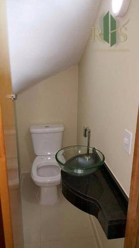 sobrado residencial à venda, água fria, são paulo. - so0035
