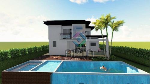 sobrado residencial à venda, alphaville, ribeirão preto - so0221. - so0221