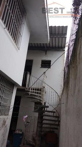 sobrado residencial à venda, alto da lapa, são paulo. - so1213