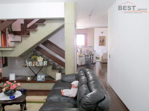sobrado residencial à venda, alto da lapa, são paulo. - so1572