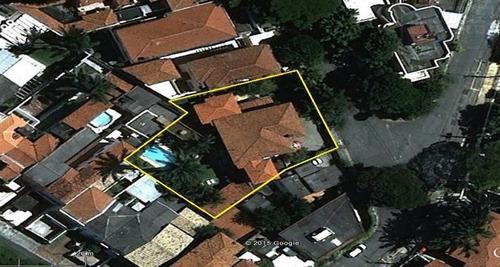sobrado  residencial à venda, av. brasil x av. rebouças - jardim américa com metrô,  são paulo. - codigo: so0090 - so0090