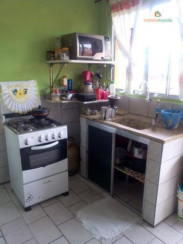 sobrado residencial à venda, balneário flor de iguape, ilha comprida. - so0029