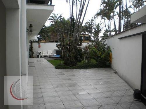 sobrado residencial à venda, balneário flórida, praia grande - so0017. - so0017