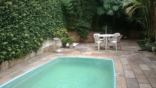sobrado residencial à venda, brooklin paulista, são paulo - so0227. - so0227