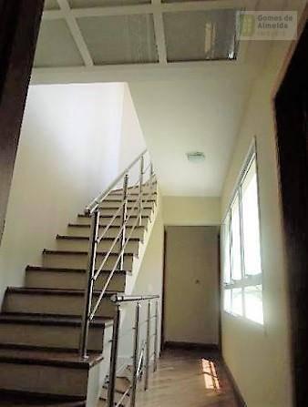 sobrado residencial à venda, campestre, santo andré. - codigo: so0655 - so0655