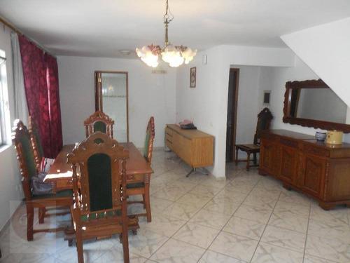 sobrado residencial à venda, campestre, santo andré. - so0436