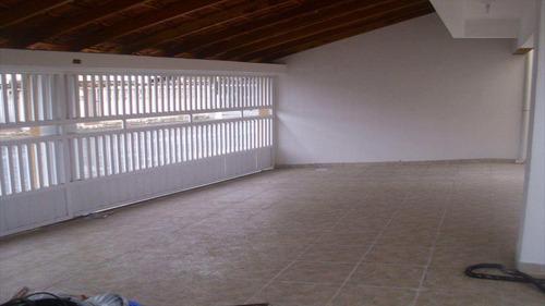 sobrado residencial à venda, campo da aviação, praia grande - so0056. - so0056