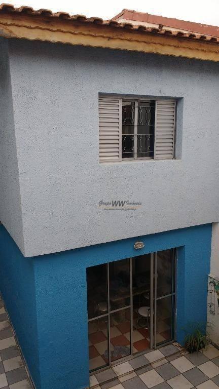sobrado residencial à venda, carandiru, são paulo. - so0419