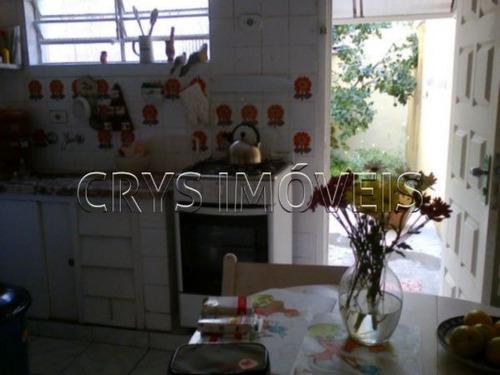 sobrado residencial à venda, carandiru, são paulo - so1253. - so1253