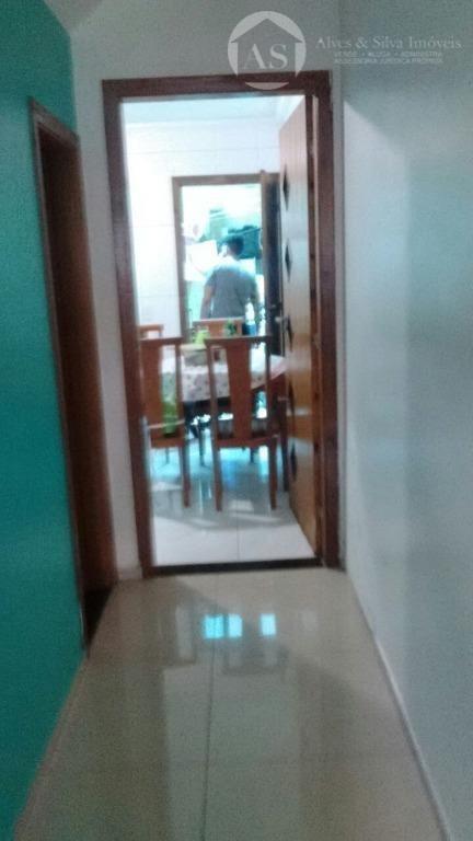 sobrado residencial à venda, chácara belenzinho, são paulo. - codigo: so0729 - so0729