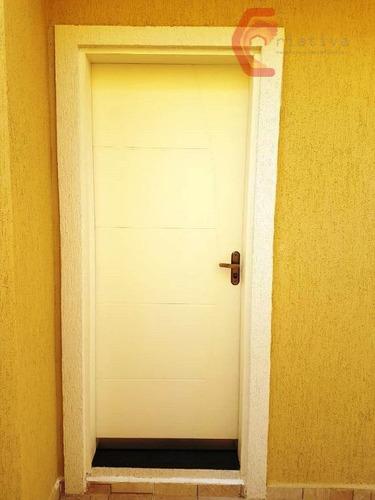 sobrado residencial à venda, chácara belenzinho, são paulo. - so0382