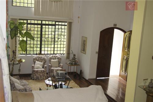 sobrado residencial à venda, chácara represinha, cotia - so1649. - so1649