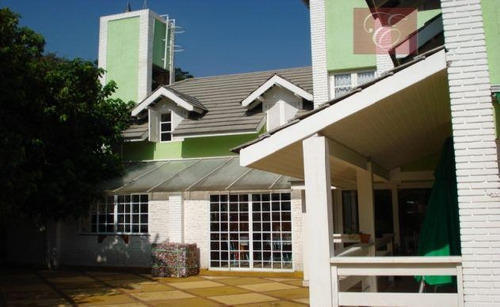 sobrado residencial à venda, chácara santa lúcia, carapicuíba - so0435. - so0435