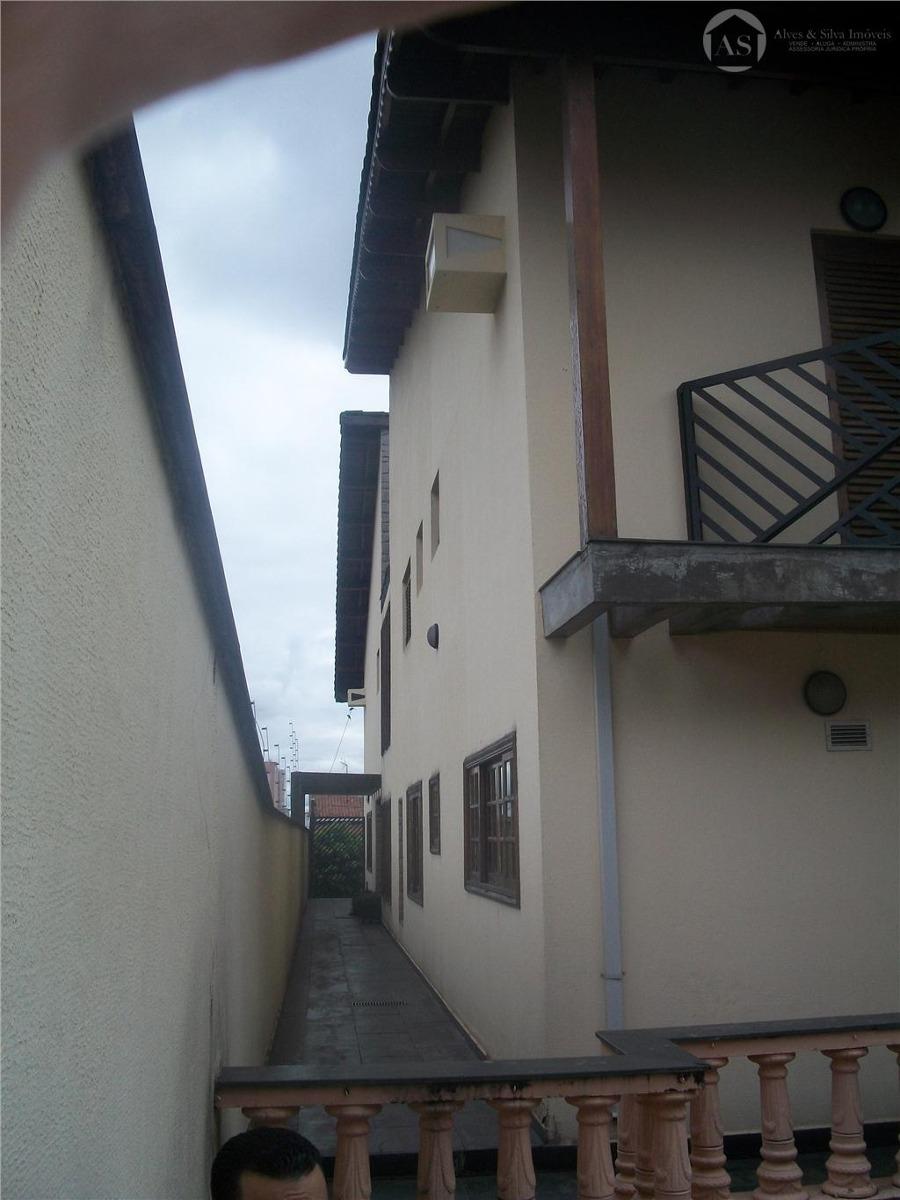 sobrado  residencial à venda, cidade patriarca, são paulo. - codigo: so0077 - so0077