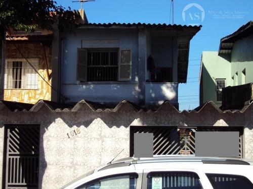 sobrado  residencial à venda, cidade patriarca, são paulo. - codigo: so0349 - so0349
