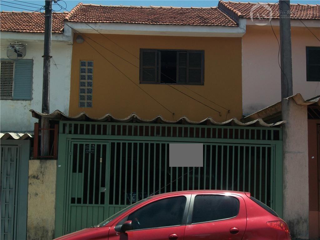 sobrado  residencial à venda, cidade patriarca, são paulo. - codigo: so0361 - so0361