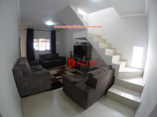 sobrado residencial à venda com 3 quartos, conjunto residencial trinta e um de março, são josé dos campos. - so0444