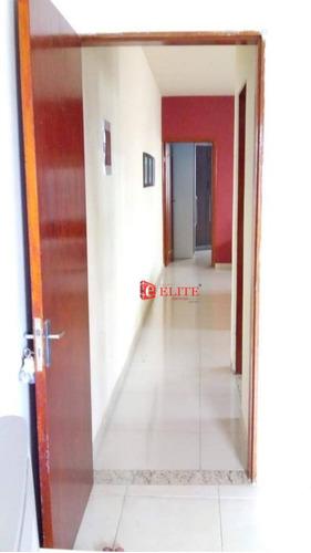 sobrado residencial à venda com 3 quartos, residencial união, são josé dos campos. - so0495