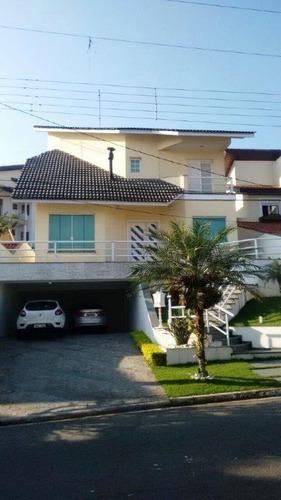 sobrado residencial à venda, condomínio arujá 5, arujá. - so12587