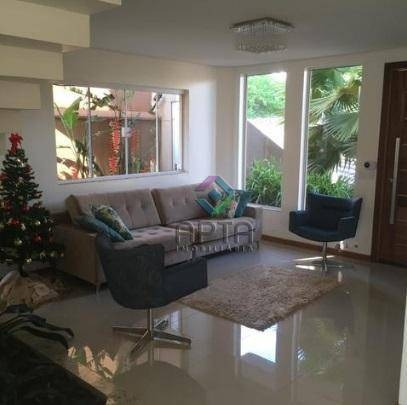 sobrado residencial à venda, condomínio buona vita, ribeirão preto - so0076. - so0076