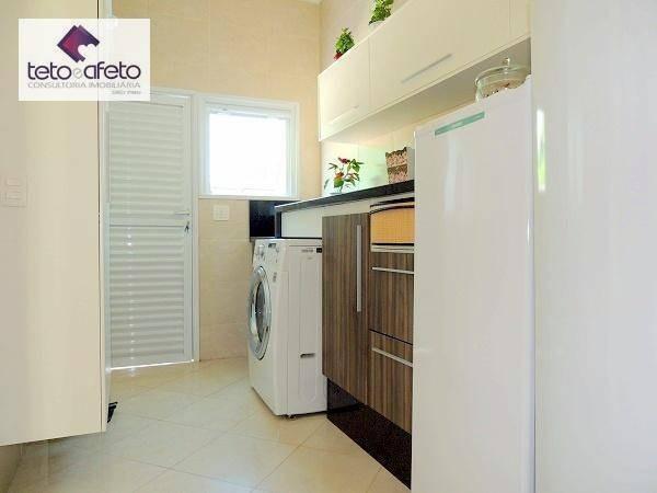 sobrado residencial à venda, condomínio fechado, bragança paulista - so0203. - so0203
