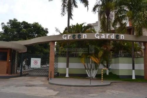 sobrado residencial à venda, condomínio green garden, sorocaba - so3610. - so3610