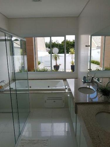sobrado residencial à venda, condomínio lago da boa vista, sorocaba - so2809. - so2809