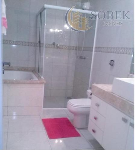 sobrado residencial à venda, condomínio madre maria villac, valinhos. - so0016