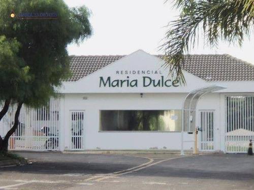 sobrado residencial à venda, condomínio maria dulce, indaiatuba - so2708. - so2708