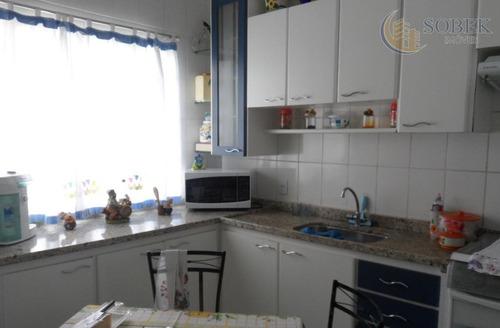 sobrado residencial à venda, condomínio residencial mirante do lenheiro, valinhos - so0052. - so0052