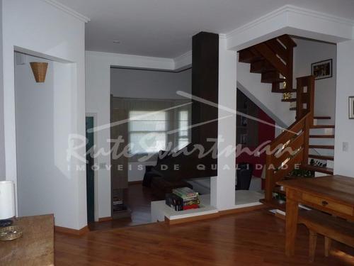 sobrado residencial à venda, condomínio villagio di verona, vinhedo. - ca3117
