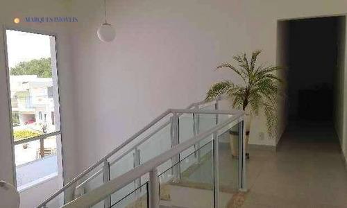 sobrado residencial à venda, condomínio vista verde, indaiatuba - so2671. - so2671
