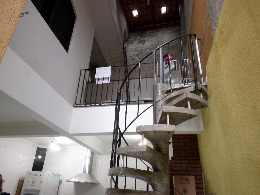 sobrado residencial à venda, conjunto residencial vista verde, são paulo. - so3220