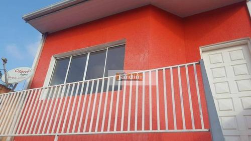 sobrado residencial à venda, cooperativa, são bernardo do campo. - so2350