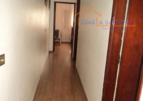 sobrado residencial à venda, cursino, são paulo - so0075. - so0075