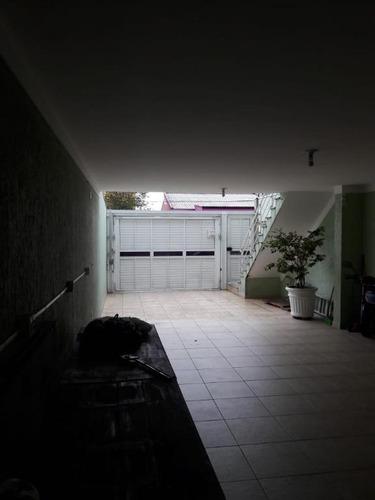 sobrado residencial à venda, demarchi, são bernardo do campo. - so19067