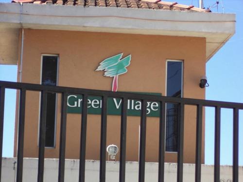 sobrado  residencial à venda, green village residencial, cotia. - so2319