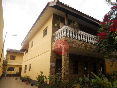 sobrado residencial à venda, guaianazes, são paulo. - so9491