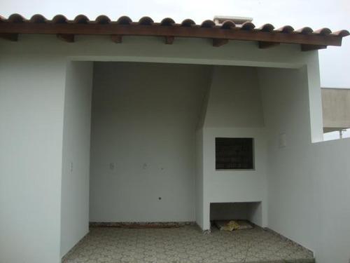 sobrado residencial à venda, guarujá, porto alegre. - so0538